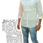 RT @MelanieWF: Deccan Chronicle from 01.03.2014 with @Actorjiiva #DixcyScottLaunch #Yaan @DixcyScott http://t.co/syGsJWdqwz
