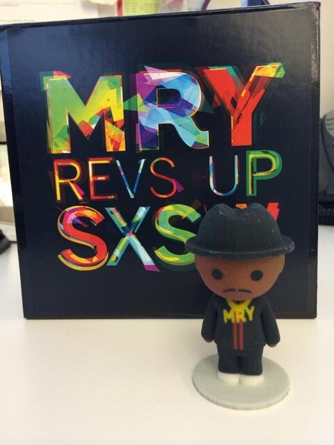 Impressed by the team at @mry for the best @sxsw invite!  #SoCool (makes you not want to miss this party)! http://t.co/Ap7powIKbQ