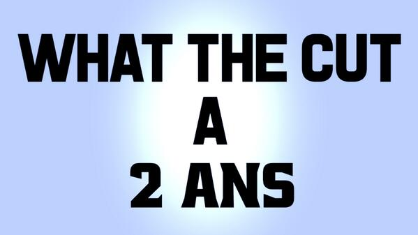 Antoine Daniel (@MrAntoineDaniel): WHAT THE CUT A 2 ANS AUJOUR'DHUI ! http://t.co/8EX19pafiE