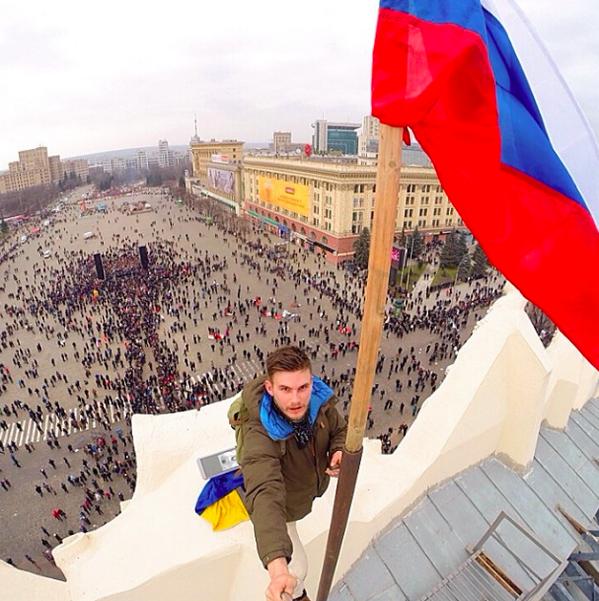 Kharkiv - Russia-Ukraine tensions - Pictures - CBS News