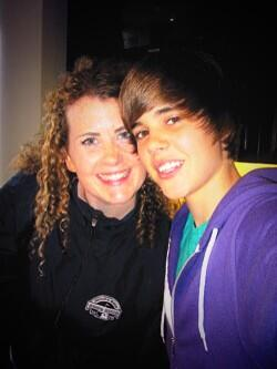 happy bday @justinbieber!! here's to many more years of making music - & a difference in the lives of so many