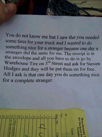 Faith in humanity: Restored! http://t.co/Dx2jvO5Aso