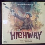 RT @Ajai72: @ShwetaPandit7 I finally got my #Highway CD. I can't wait to rip it open this morning & listen to it. Yay :D http://t.co/fNM0oB…