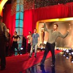 RT @Margobaum: Another sneak peek of @derekhough's incredible performance for @gma on Oscar Monday!