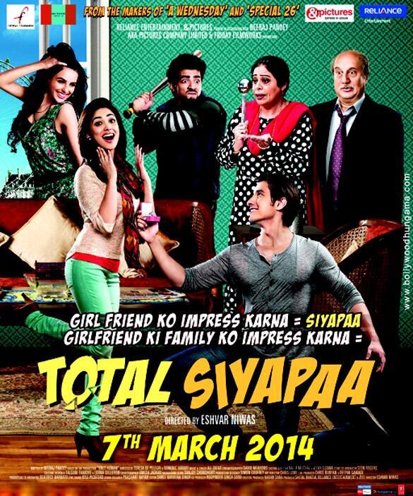 Total Siyapaa (2014) DVDRip XviD BhtHlfVCYAAzk5L.jpg