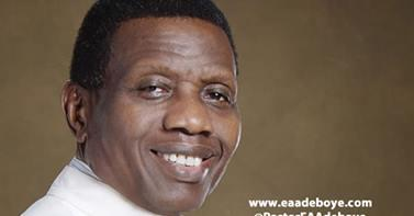 #HappyBirthday To #PastorAdeboye. We are saying we love you. God be with you till the end. May He say Well-done #RT http://t.co/hZBiTGWE3w