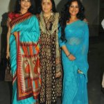 RT @PandeyJaideep: @rajeshwarisachd, @divyadutta25 and Ila Arun at the launch of show #Samvidhan