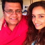 Happy birthday little villain @ShraddhaKapoor ! Big hug & much love !