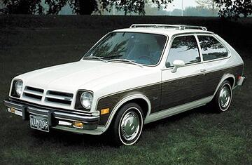 instead of live-tweeting the #Oscars2014, I will be tweeting the entire owner's manual for this 1976 Chevy Chevette. http://t.co/EY1K9ibBfE