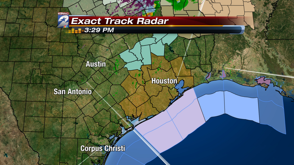 Light rain in SE Texas as temps drop from NW. Gale Warning, Wind & Wind Chill Advisories. Heading to 30s Mon morning. http://t.co/JWJYrACG3b
