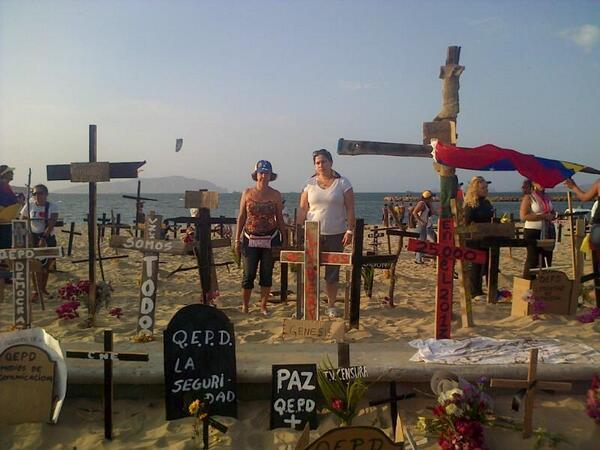 En Playa Lido, Lechería https://t.co/iaeUDhXcev (foto vía @gracicastillo)