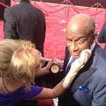.@KathieLGifford is helping @alroker get red carpet ready! #Oscars http://t.co/BdC0qZihx2