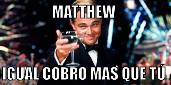 """@_GabyFdz: @Adela_Micha a mi me encantó la actuación de Mathew pero para q no hagas corajes... http://t.co/GoifjyeJeu""\jajajajajaja"