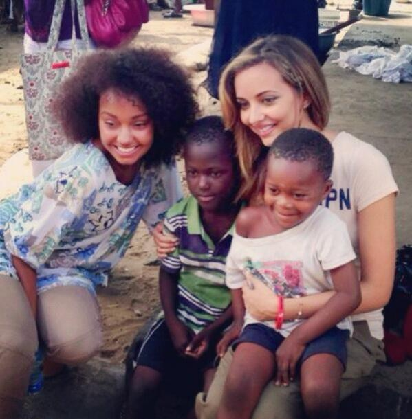 how to do charity work abroad