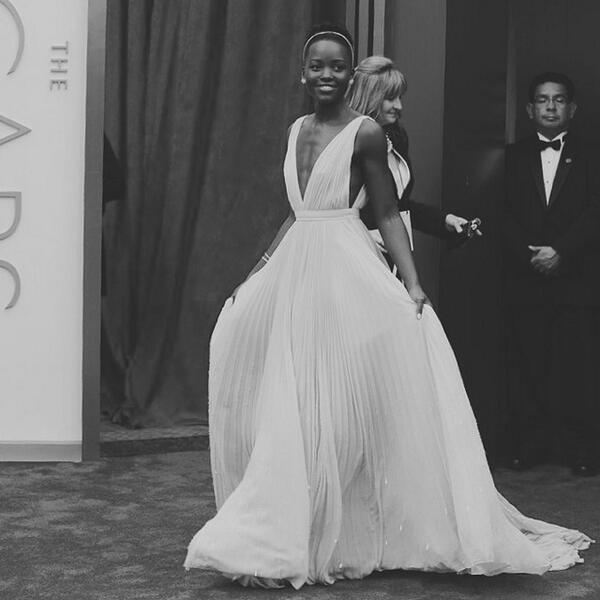 """""""No matter where you're from, your dreams are valid."""" Shouts to Lupita for the win. http://t.co/TtHQirlzIe"""