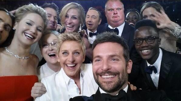 So Rob Ford really IS there!! RT @LisaAnnWilton Best photo from the #Oscars Rob Ford really gets around. :-) http://t.co/OoZdFVsvKW