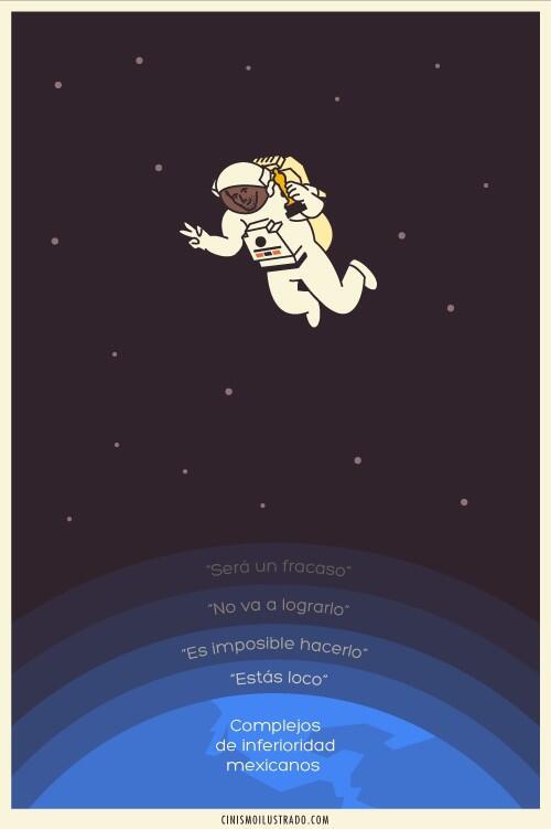 Gracias Cuarón por volar tan alto: http://t.co/b85mtzFwBx