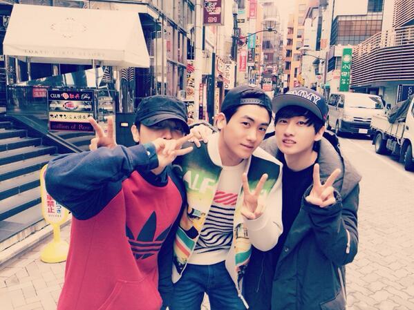 Донхэ и ынхёк из super junior намекают на возвращение их дуэта