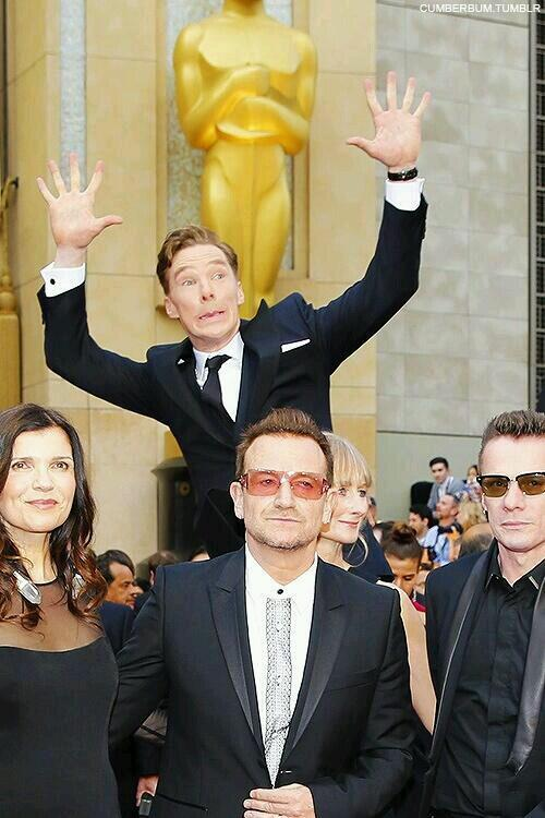 And finally, perhaps my favorite photo of the night. #RifftraxOscars http://t.co/rnVeHdV2Lj