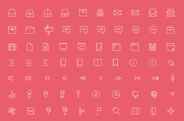 10 Free Icon Packs Each Containing Over 100 Icons: http://t.co/vZ0mq2S2cN http://t.co/vo0kBApTrj