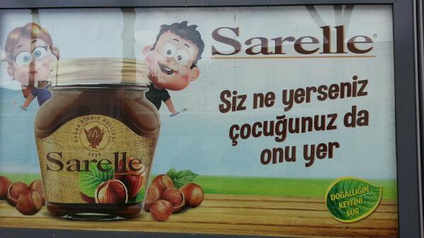 Bu reklamın zamanlaması çok manidar ^^ http://t.co/j8S73IYbYq