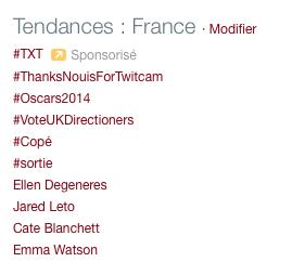 Jared Leto dans le TT France ! @30SECONDSTOMARS @DallasBuyers @JaredLeto #ECHELON <3 http://t.co/g0pWbhz5HZ