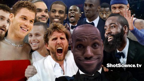 Sorry @TheEllenShow, but you're EPIC selfie is still #2! #Oscars #selfie #NBA http://t.co/RgPqHKJLsK