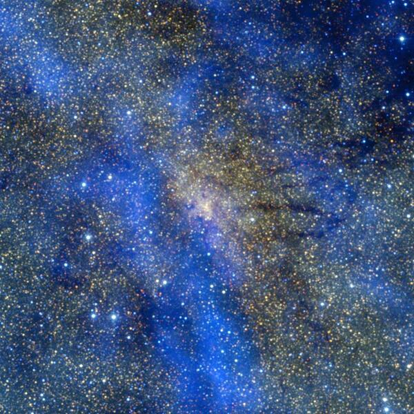 Joshua Oakley (@JoshuaStarlight): Submillimetre and Infrared View of the Galactic Centre  Found at http://t.co/NMV4gNqHZ4 http://t.co/IOZfVtjXxU