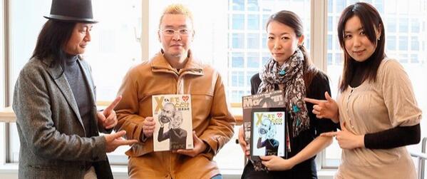 #AppleCLIP は、Mac Fanに連載のライフログ漫画「Xてんまでとどけ」著者鈴木みそさんと美人担当編集者相川真由美さんがゲストです。 http://t.co/asKJevpqnc http://t.co/QvxWOFYlNh