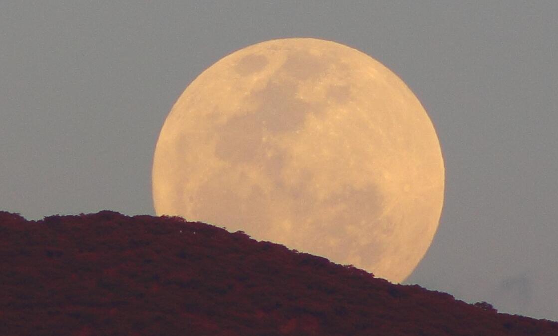 RT @adleon7: La salida de la Luna hoy desde Querétaro, México http://t.co/hrwnPYgoMn