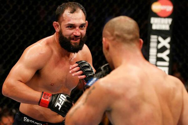 Photos: UFC 171 in Review - http://t.co/ZzQrMekllZ http://t.co/Mu9XpOzWCh