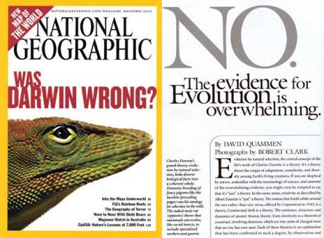Great use of Betteridge's law! @ianbetteridge RT @GirlForScience: Just National Geographic trolling like a boss. http://t.co/cHOV0YcdDK