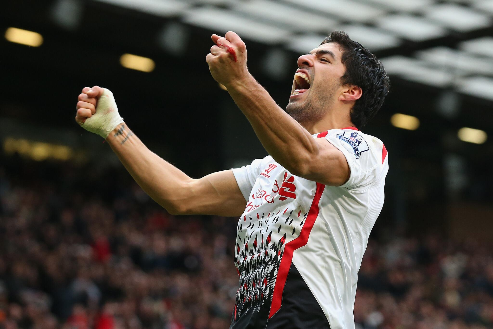 Retweet if @luis16suarez was your #LFC Man of the Match against Manchester United… http://t.co/iWYWAScjkU
