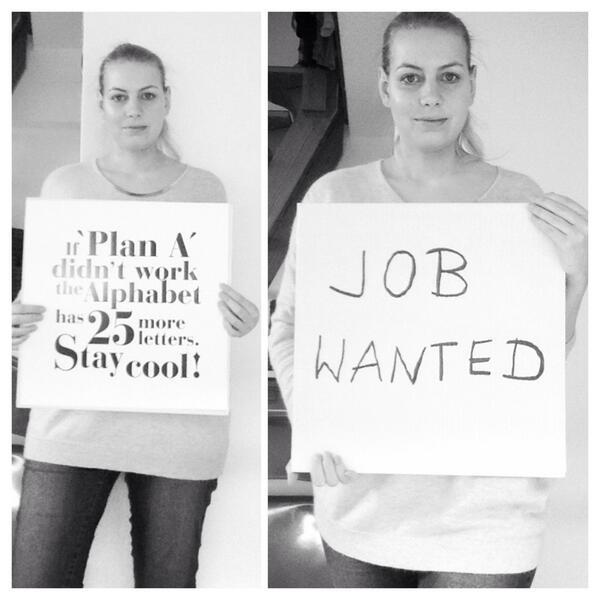 Neue Herausforderung als Social Media Manager/ Community Manager gesucht!  #karriere #jobwanted http://t.co/0UFzVFUgJn