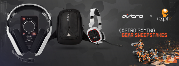 3 days left to enter the @ASTROGaming Sweepstakes. Enter now to win one of ten gaming headests http://t.co/p9L5mJKv0F http://t.co/IYj6ossY15
