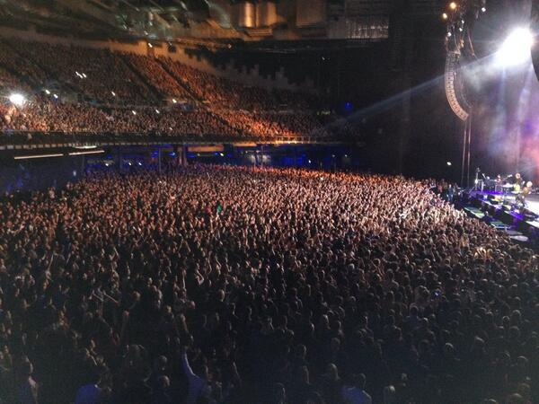 @Kodaline tonight @TheO2Dublin another reason to be proud to be Irish http://t.co/xho9QayQcD