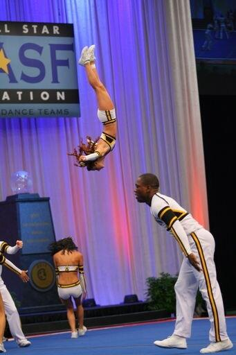 They don't call them #flyers for nothing!   #soffe #cheer http://t.co/BoM4B2xD5p