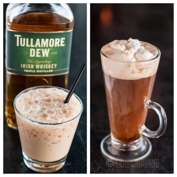 Just your luck, tomorrow Iced Chai-rish and Irish coffee only $5 all day! Happy #StPatricksDay #LuckOfTheIrish http://t.co/eOOtNhdCWy