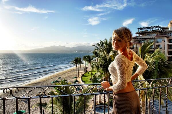 Hola, hanging out in Puerto Vallarta Mexico. Life is always good, but it was extra good