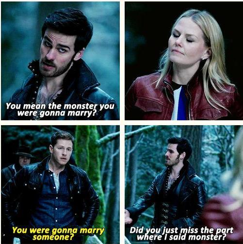 LOL HOOK IS TOO FUNNY #CaptainSwan #CaptainCharming #OUAT #WickedVsEvil http://t.co/cY1n40HTC8