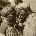 """@IndiaHistorypic: 1950s :: Jawahar Lal Nehru Playing Holi http://t.co/LRkrMdEPyk"" @ravishndtv"
