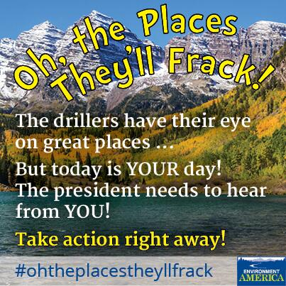 Oh, the places they'll frack! Act now to stop fracking in our national forests & public lands http://t.co/F8KW7eOOUo http://t.co/wmPtId5BEo