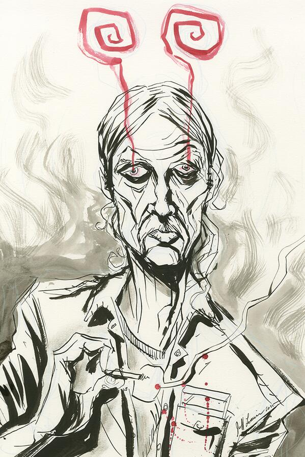 Morning sketch... DETECTIVE fan art @DetectiveTrue http://t.co/HhxkRlzmIz