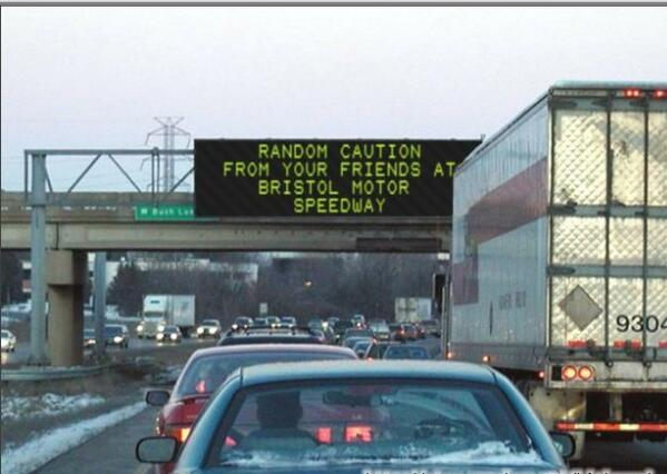 Well played, Bristol. http://t.co/H94cUjX8r0