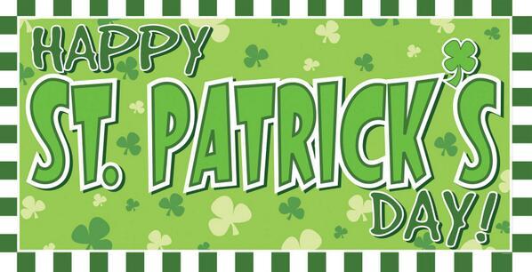 Happy St.Patricks Day http://t.co/ScjjIkgRAL