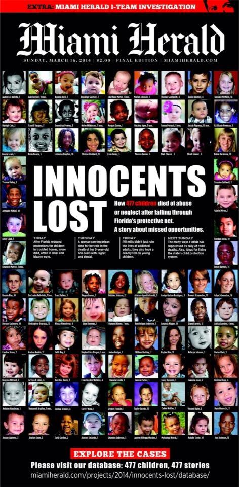 #InnocentsLost: DCF investigators stymied by their own lawyers http://t.co/TwJykJIEWH http://t.co/bvo87JLgfF