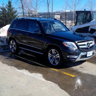 RT @rhondanoble1: Just picked up our new @MercedesBenz GLK diesel. So excited! http://t.co/LotVfYGSNg