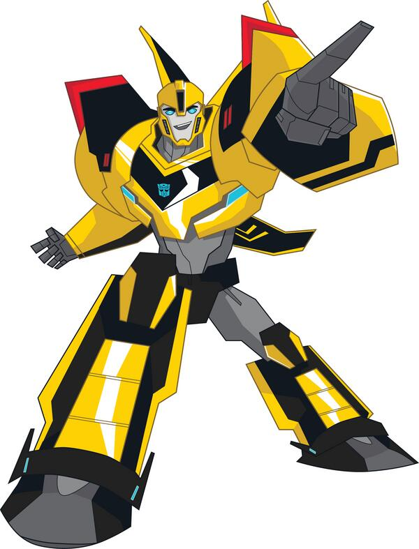 @HubTVNetwork New #Transformers TV Series Debuting in 2015 - First Look at Bumblebee  http://t.co/svAcfod4n6 http://t.co/b9LdGxmwVP