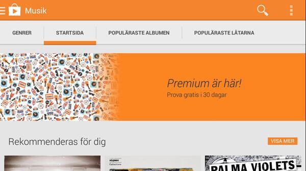 Google Play musik och filmer lanseras i Sverige http://t.co/tG4PVYipMw http://t.co/psGiS1Gm4h