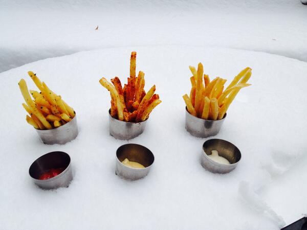 Our new fry presentation http://t.co/TqTJ4gdkqQ